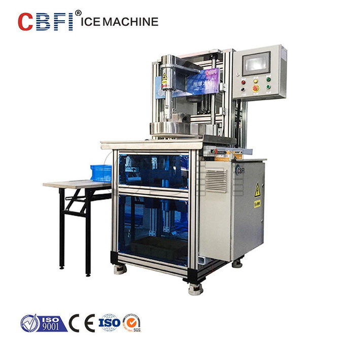 Ball ice maker manufacturer transparent ball clear 100% ball ice machine in China CBFI